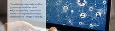 OSCE e-learning platform Home Page