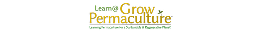 Learn @ Grow Permaculture Home Page