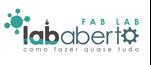 Página inicial do Lab Aberto Fab Lab